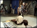 BUFFY s3 Making THE WISH cast and crew personal home movies of stunt coordinator JEFF PRUITT