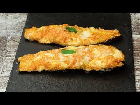 Насладитесь сытным и вкусным обедом, приготовьте фаршированные баклажаны с рисом! | Appetitno.TV