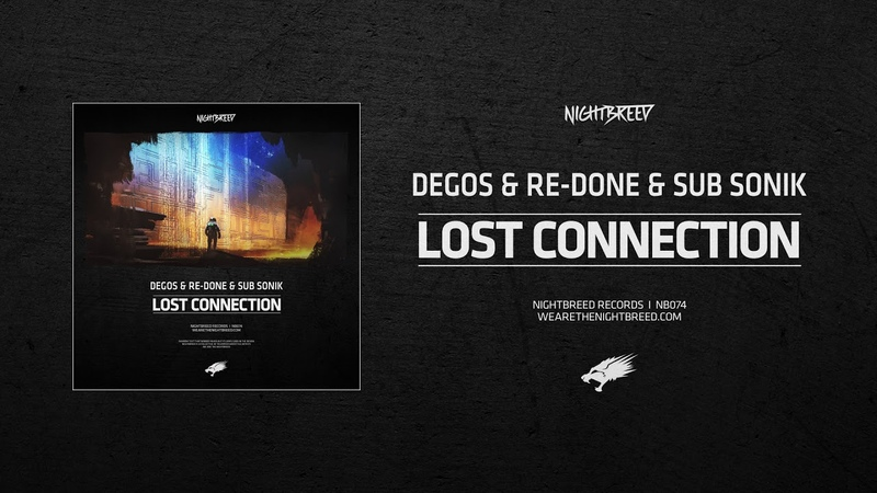 Degos Re-Done Sub Sonik - Lost Connection