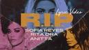 Sofia Reyes X Rita Ora X Anitta - RIP - Lyric Video