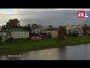 В Вологде во второй раз подожгли дом на набережной реки