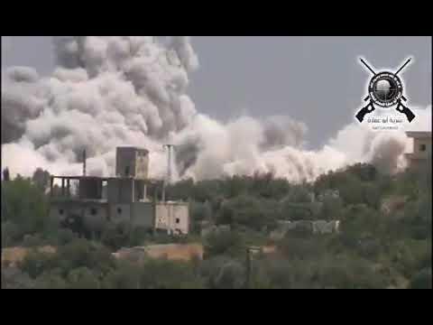 Взорван штаб в Сирии с российскими и асадовскими офицерами