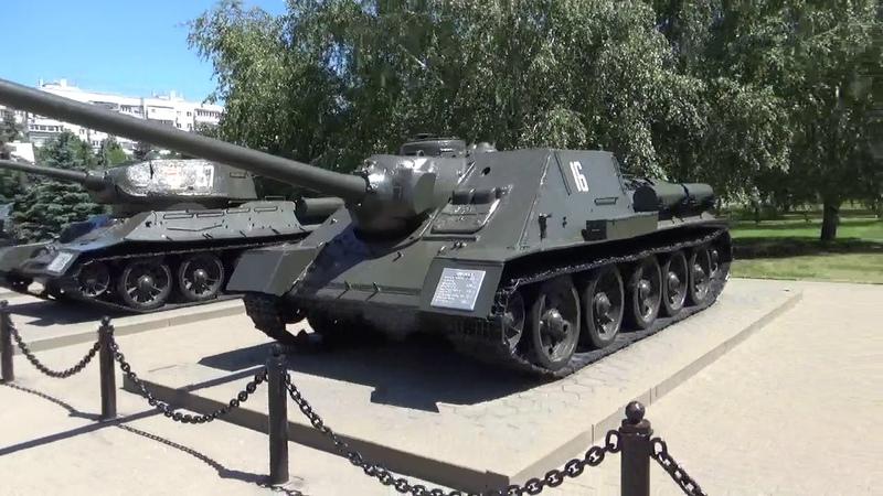 Диорама Белгород / Белгородский музей в самом центре