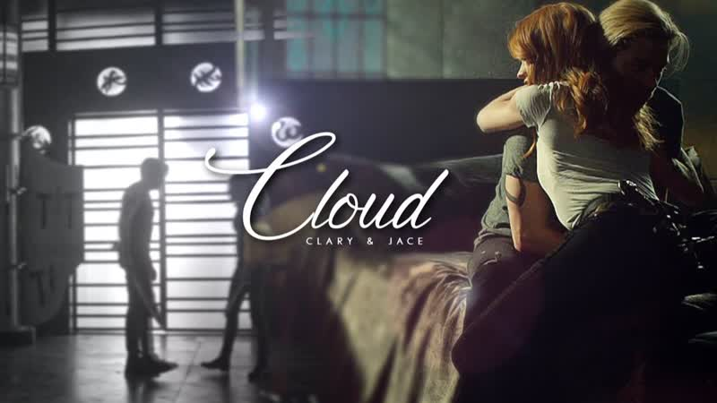 Clary and Jace ○ Cloud ○ ShadowOfHeaven