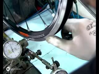 Как изготавливают алюминиевые колеса велосипеда