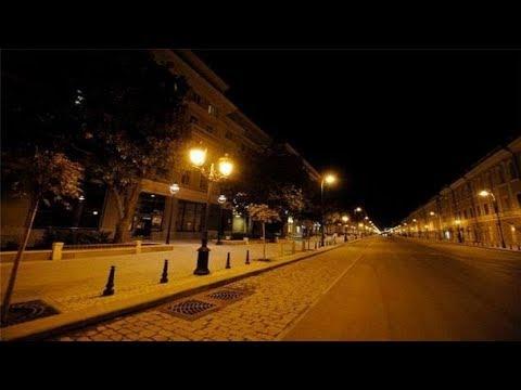 Тбилиси - Проспект Давида Агмашенебели - Атмосферная улица. много магазинчиков и кафешек