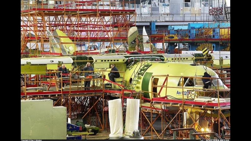 Перемога на фоне безрадостной зрады как хорoнят самолетостроение Укpаины