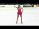 Tomoe Kawabata (JPN) _ Ladies Free Skating _ Ljubljana 2018