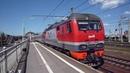 Электровоз ЭП2к-331 с пассажирским