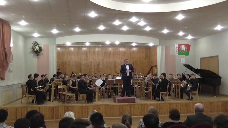 Brass band Fanfares of BelarusBelarusian State Academy of Music