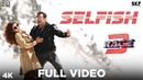 Selfish Full Song Video Race 3 Salman Khan Bobby Jacqueline Daisy Atif Aslam Iulia Vishal