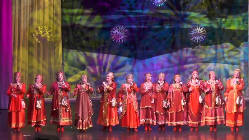 Ансамбль Беломорье и Оркестр русских народных инструментов Цветочное настроение
