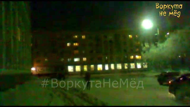 ВоркутаНеМёд В Воркуте решили проблему с автобусами