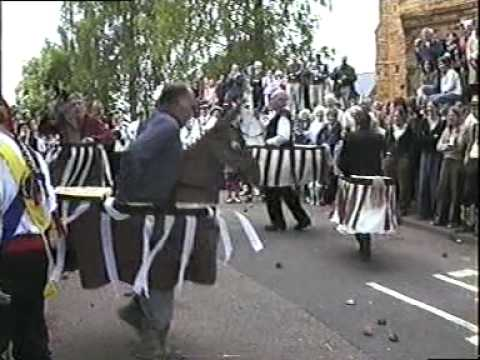 The Old Ravensthorpe Hobby Horse Dance