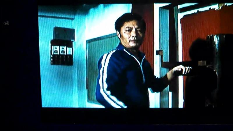 Video rarissimo di Wong Shun Leung nella sua scuola.