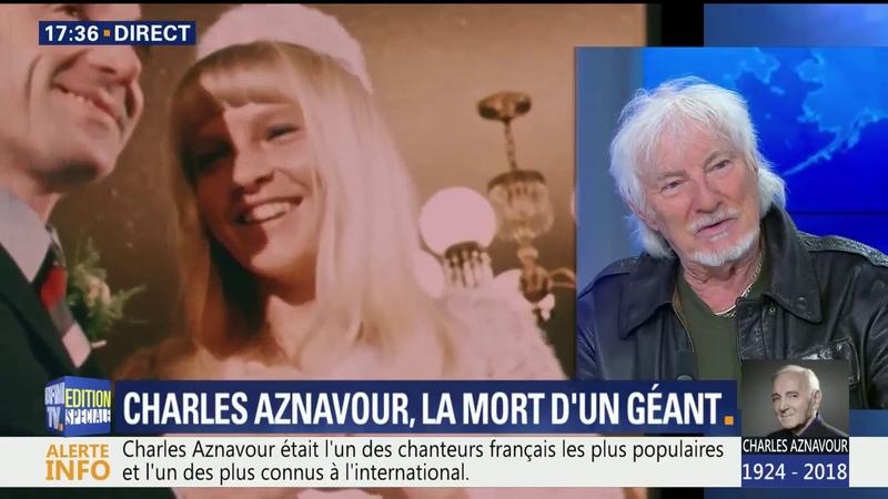 Le géant de la chanson française Charles Aznavour s'éteint à 94 ans après une vie de bohème