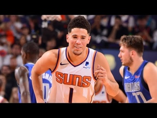Dallas Mavericks vs Phoenix Suns - Full Game Highlights | Oct 17, 2018 | NBA 2018-19