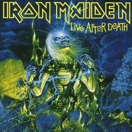 Iron Maiden альбом Live After Death