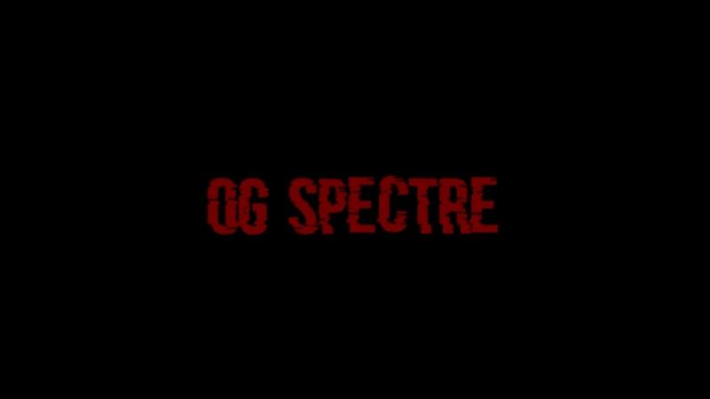 OG SPECTRE - Fuck de Faggots