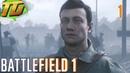 Танки грязи не боятся ➤ Battlefield 1 ➤ Пролог и Глава 1: Сквозь грязь и кровь. Прохождение 1