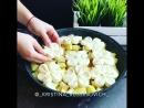 Паровые булочки Цветочки с мясом