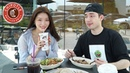 My First Date With a Kpop Star! I Took Chung Ha to Chipotle lol