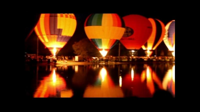 Фестиваль шаров в Ессентуках