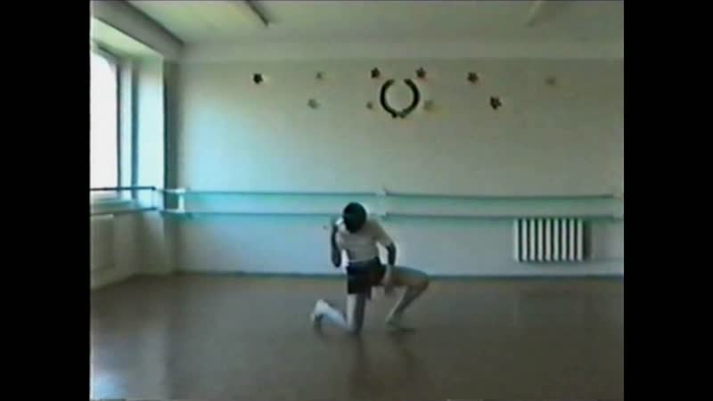 2000-06-10 - Вовка - Танец Mortal Combat