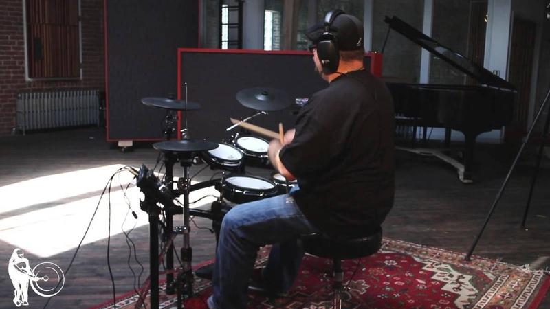 Roland TD-25 Jazz Session V-Drums Electronic Drumset Preset Drum Kit Demo