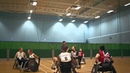 Zara Phillips discusses her involvement with the Jaguar Land Rover Exhibition Wheelchair Rugby