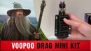 VooPoo DRAG Mini 117w - Симпотный малышшш)