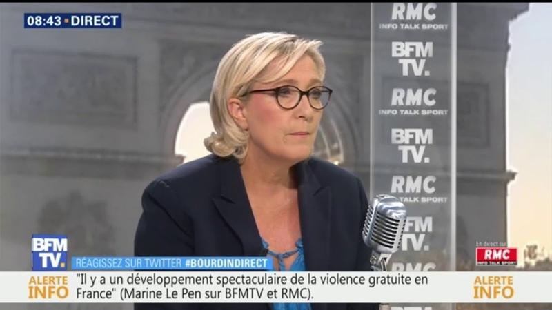 Marine Le Pen ouvre la porte à un nouveau débat avec Emmanuel Macron