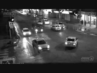 ДТП на 40-Лет Победы/1-го Мая, 9 февраля