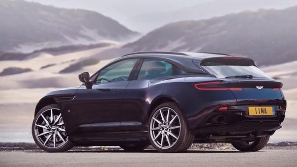 Aston Martin назвал сроки выпуска первого кроссовера.