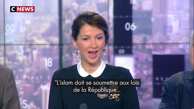 Zineb El Rhazoui réitère ses propos : L'Islam doit se soumettre aux lois de la République
