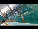 Тренировка по плаванию СК Ямал г Муравленко сентябрь 2018
