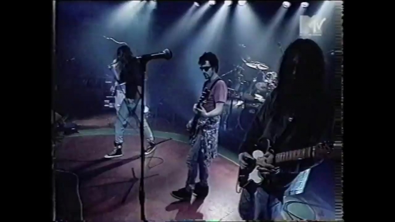 Skid Row - Breakin' Down (Live on MTV Most Wanted, London, 02.11.1995)