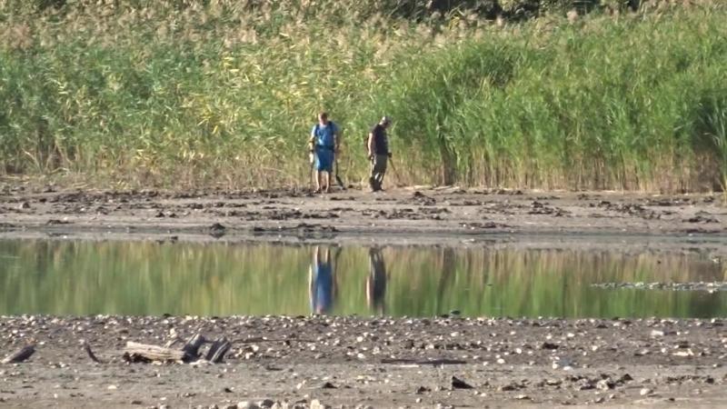 20.09.2018 черный копатели у Масловой Пристани