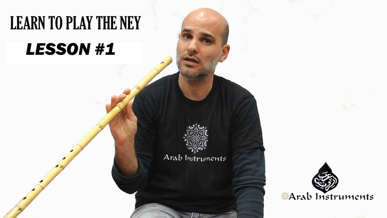Learn to Play The Ney Nay Tutorial Ney Lesson 1