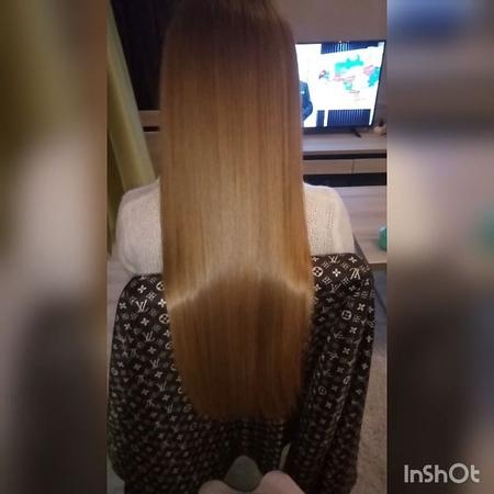 Keratin & botox hair on Instagram Нанопластика волос😻 Что дает нанопластика 👑выпрямление на длительно время 4 7 месяцев 👑не утяжеляет волосы 👑да