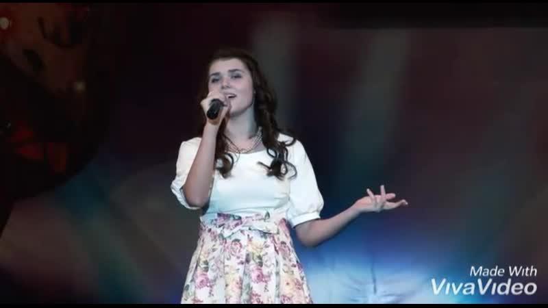 Прокопьева Полина - «Вишня» (Елена Есенина)