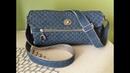 Джинсовая -стеганая сумочка своими руками - МК бесплатный