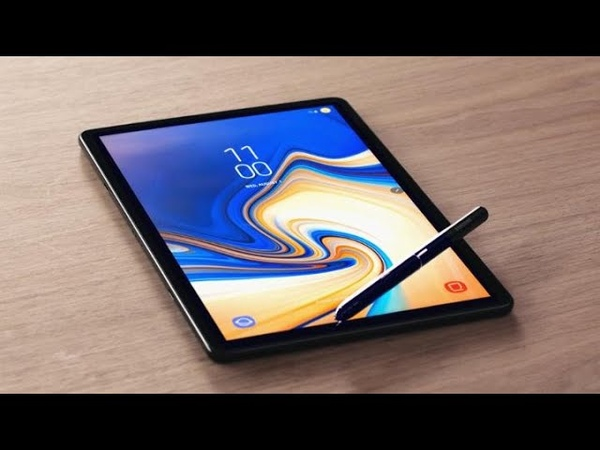 Samsung Galaxy Tab S4: Official Introduction