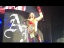 AJ Styles at WWE Halifax