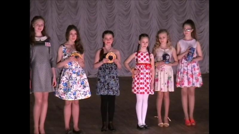 Детский Театр Моды Вдохновение Конкурс Манекенщиц Вкусная Реклама