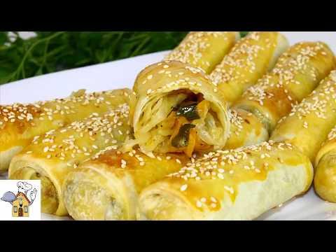Такой рецепт Пирожков просто Находка! Это Вкуснятина, Мои просят добавки!