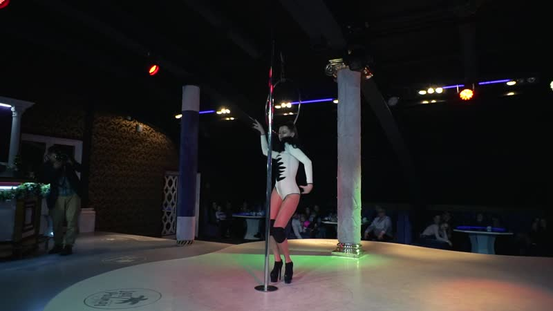 Виктория Тарасенко (Exotic Pole) - Dinamik-Show 2019