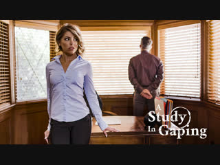 A STUDY IN GAPING  / Adriana Chechik. [PureTaboo]
