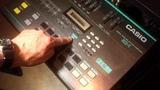 Casio RZ-1 The sweetest 8 bit sampler and drum machine