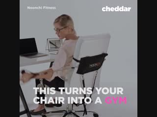 Workout while you work.